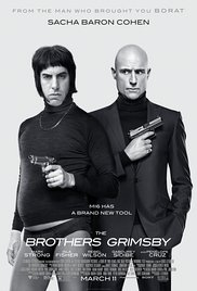 The Brothers Grimsby (2016)