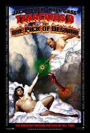 Tenacious D in the Pick of Destiny (2006) 360p
